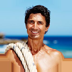 Marcus Bondi Rope Climb