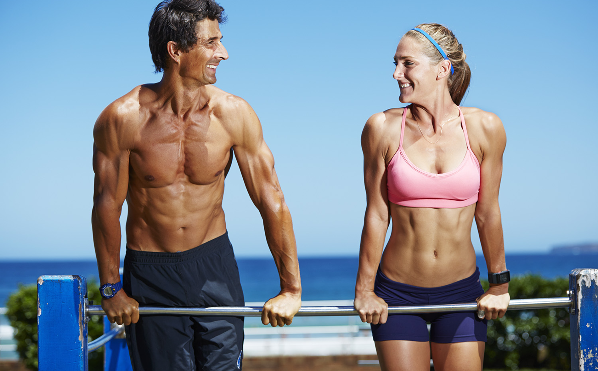 Bodyweight Training Tips and Techniques - Marcus Bondi