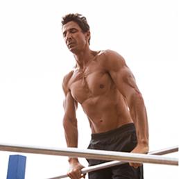 Muscle Up Technique
